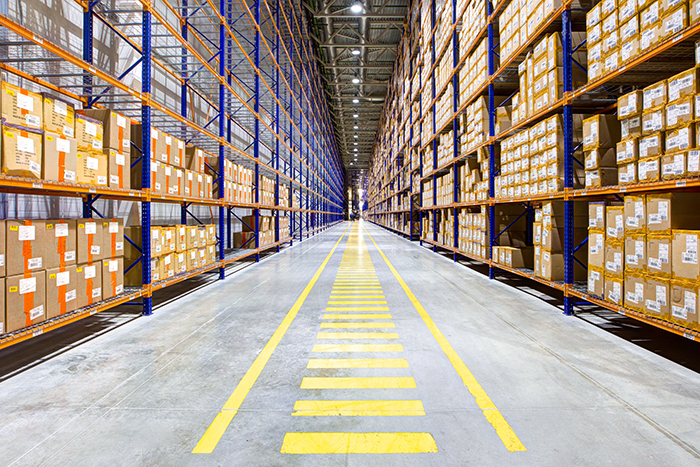 warehouse 43